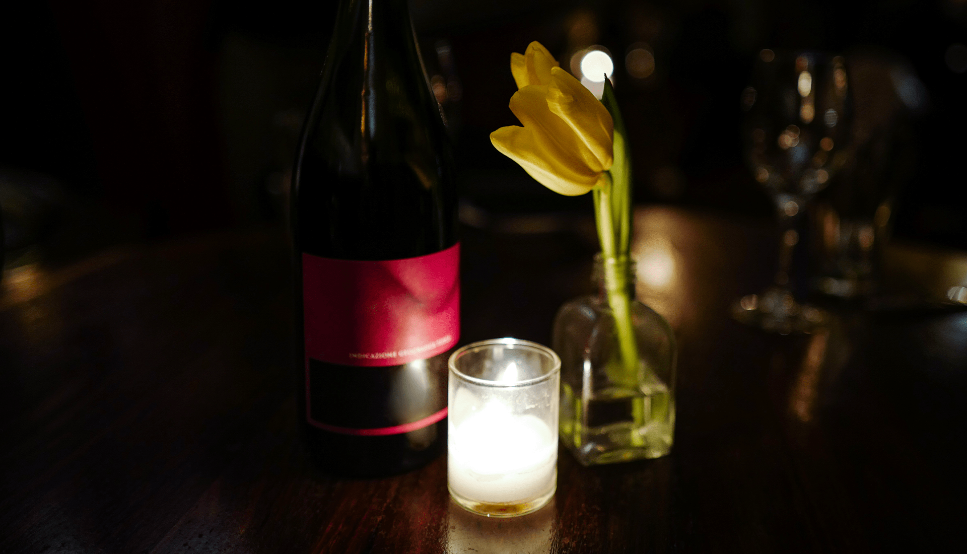 Bread & Tulips Wine